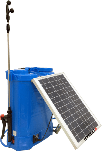 Hynext Solar Sprayer